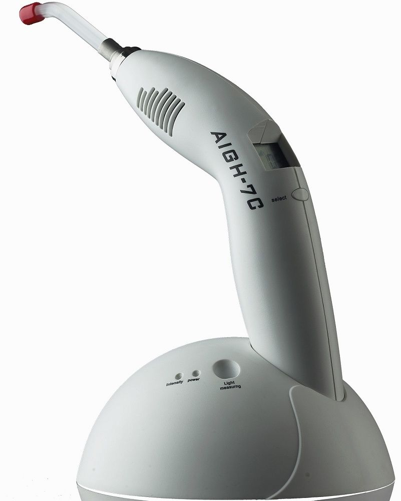 (AIGH-7C) CE Approved Low Price Dental LED Curing Light