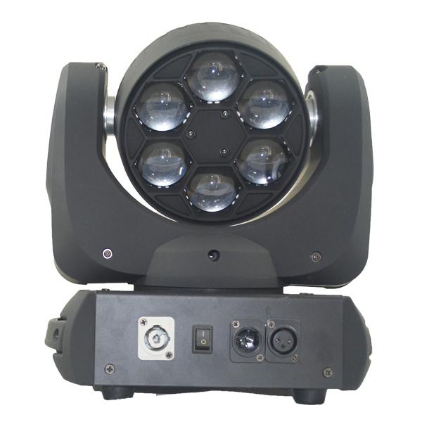 60W Moving Head LED bulb Beam Spot Light