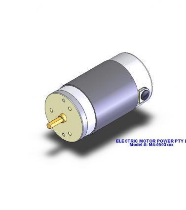 China Brushes Dc Motor M4 0503505 China Brushes Dc