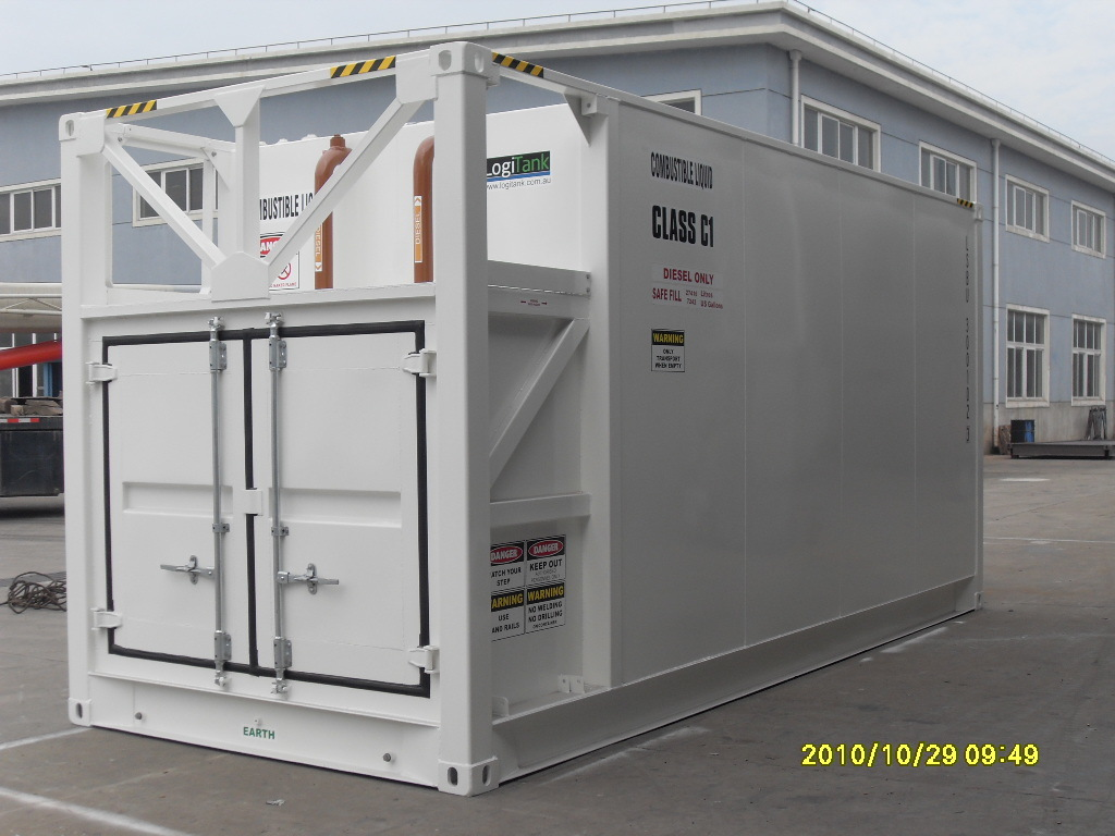 Container Fuel Tank