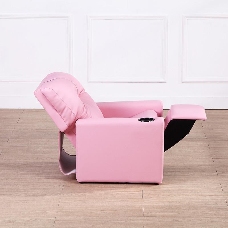 Lazy Boy Recliner Massage Chair PU Kids Recliner Chair/Children Furniture