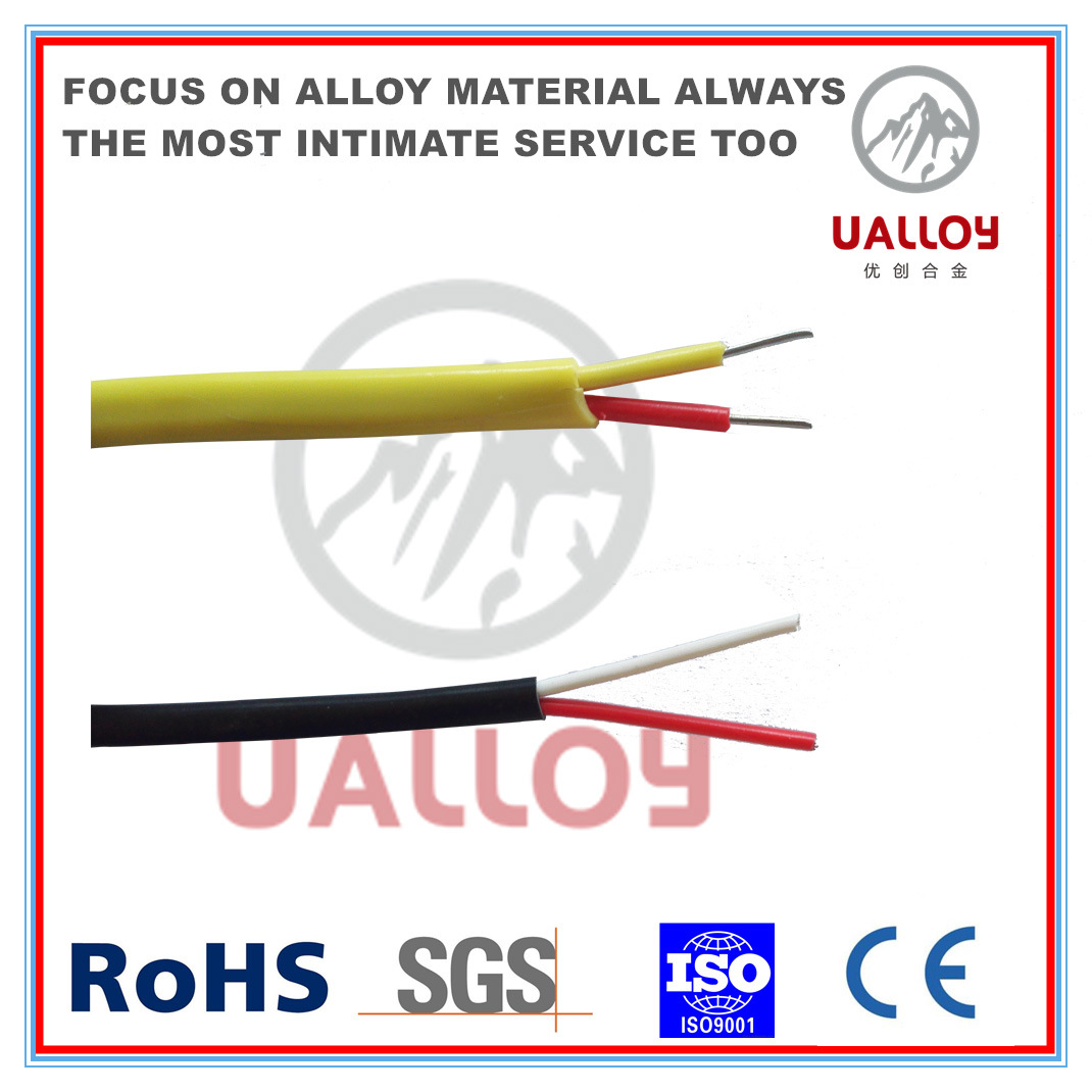 Type N Fiberglass Insulated Thermocouple Compensation Cable