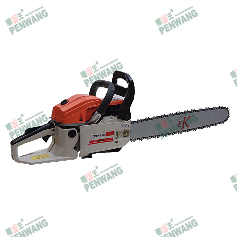 High Quality Steel Gasoline Chain Saw (PW-4500)
