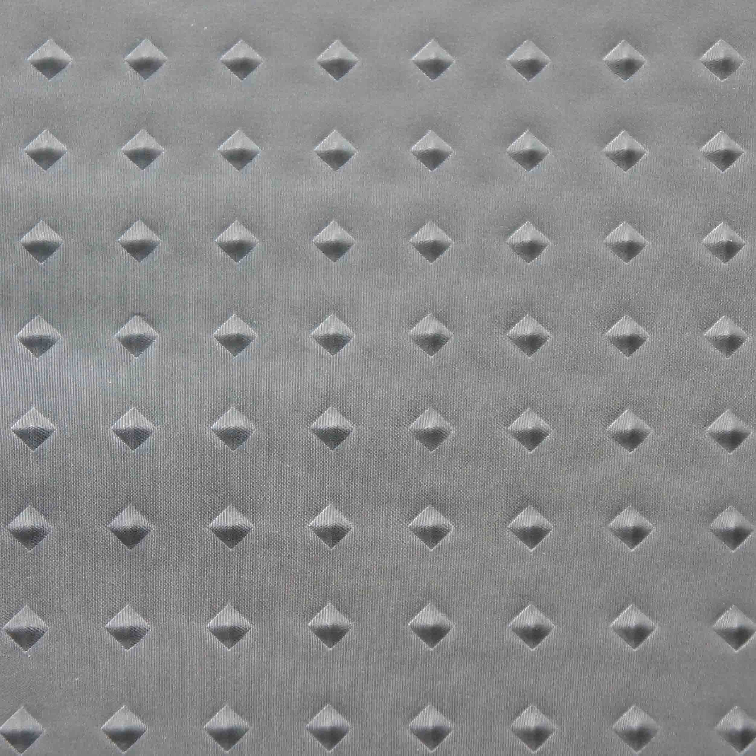 Polyester Oxford Embossed 3D/5D Fabric