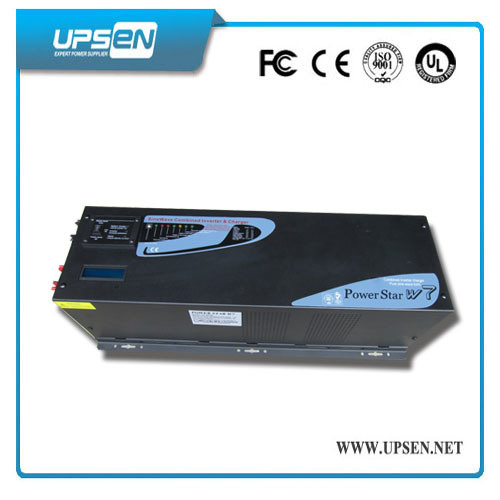 Portable Inverter with Battery Charge Function and Microprocessor Control