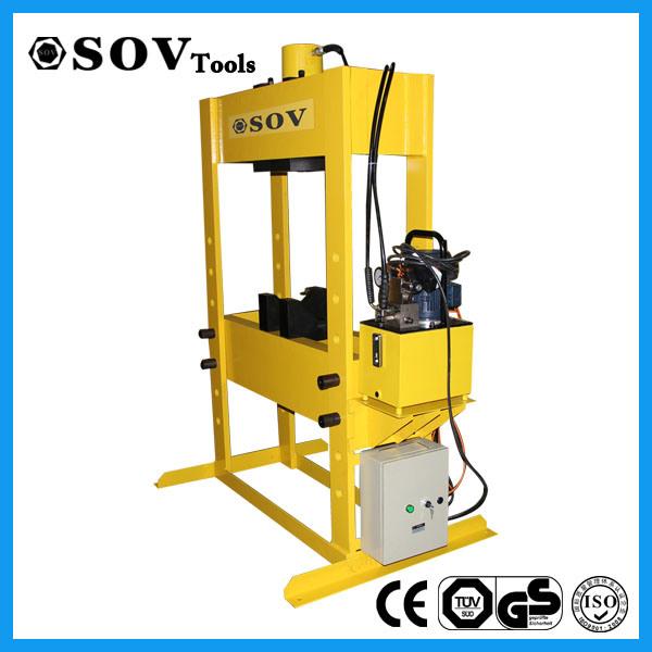 Enerpac Standard Hydraulic Bench and Workshop Press Machine