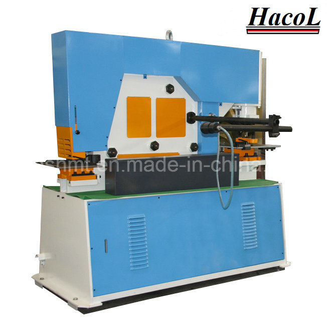 Q35y-25 Hydraulic Ironworker/Good Quality and Performance Ironworker/Cheap Machine for Punching and Shearing