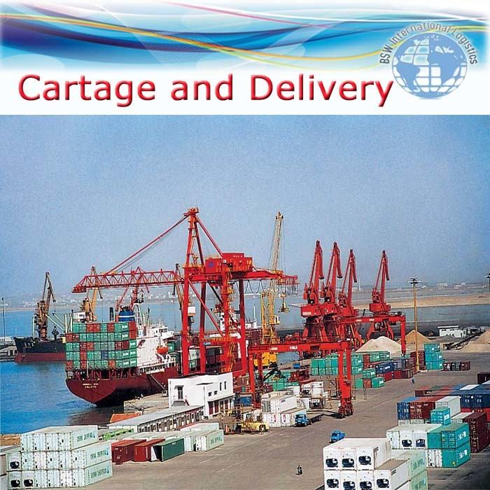 International FCL Shipping, Logistics Freight Forwarder & Container Service (20′′40′′)
