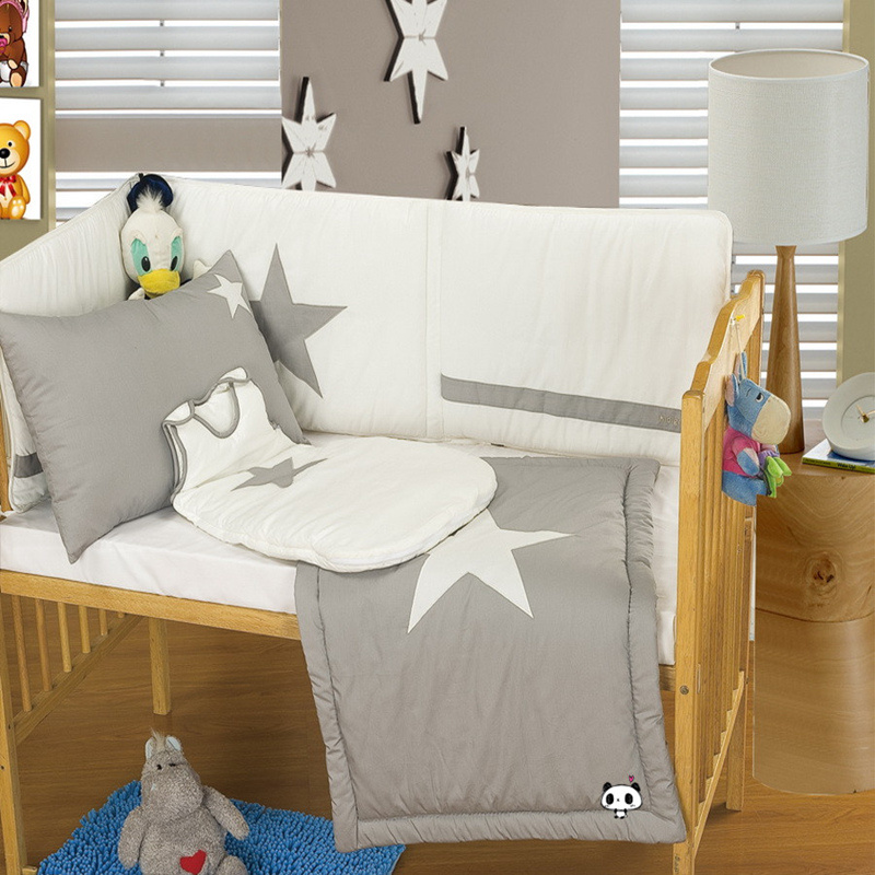 Organic Cotton Baby Bedding Set