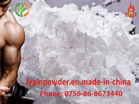 Bodybuilding Steroid 99% Purity Drostanolone Propionate (Masteron)