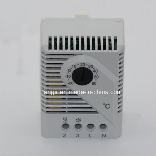Mechanical Thermostat Adjustable Temperature High Switching Capacity Fzk011 with 100% Guaranteed Quality+CE Certified