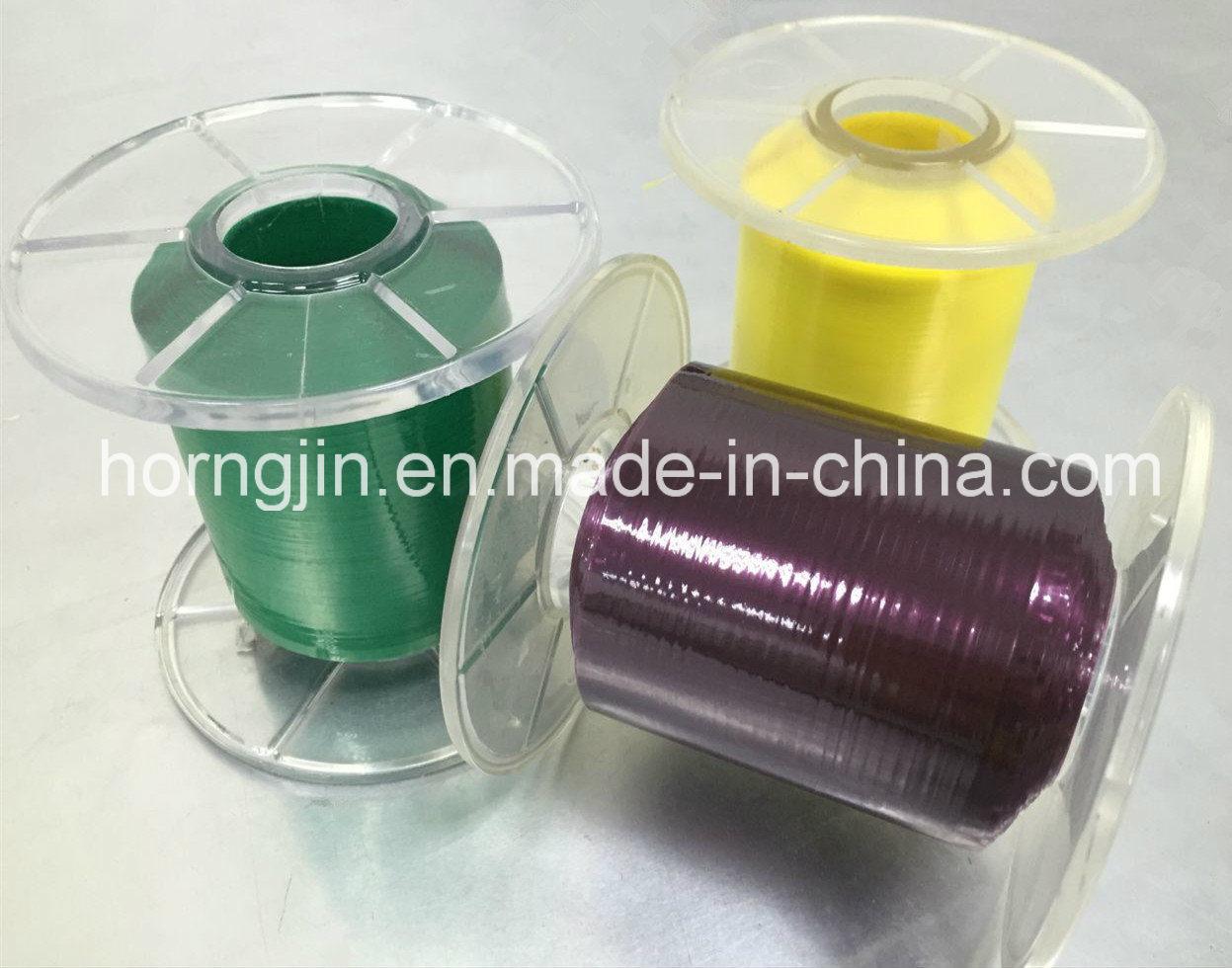 Minuteness Colorful Hot Melt Pet Mylar Coating Foil Polyester Tape