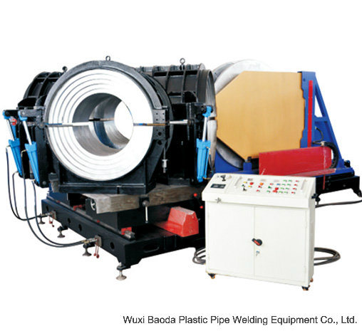 Plastic Pipe Muti-Angle Welding Machine (BRGH 800-II, Hydraulic Flip)