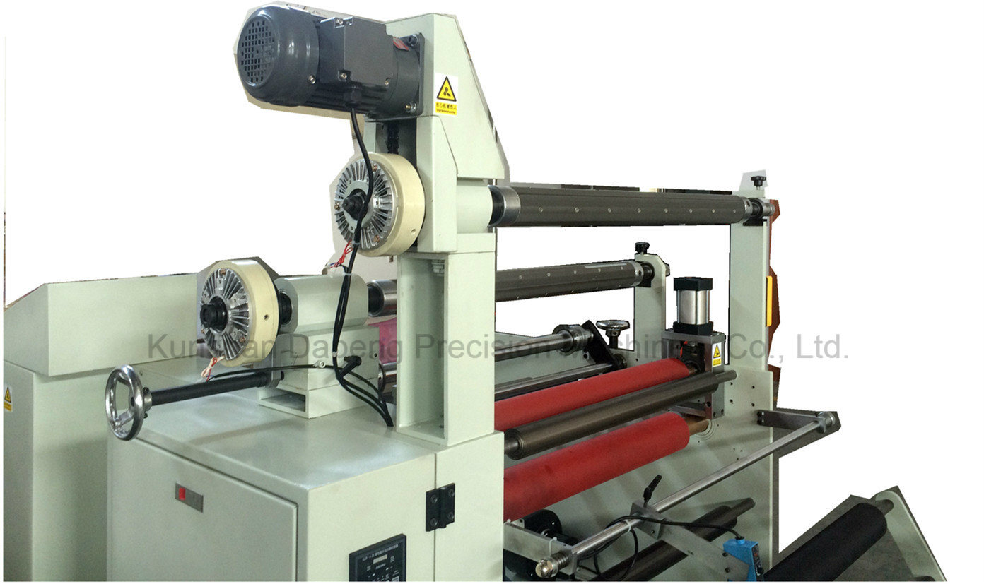 Laminating Aluminum Foil Slitting Rewinding Machine