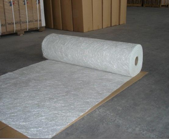 E-Glass Fiberglass Emulsion & Powder Chopped Strand Mat