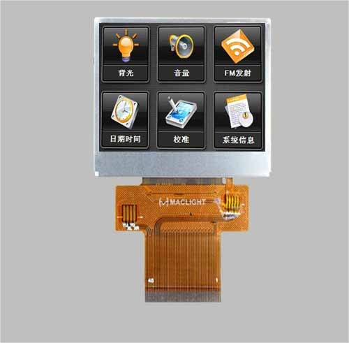 2.3 Inch TFT LCD Module Display with 320X240 Resolution