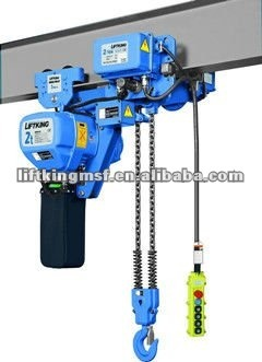 Professional and Experienced Manufacturer of Electric Lifting Chain Hoist