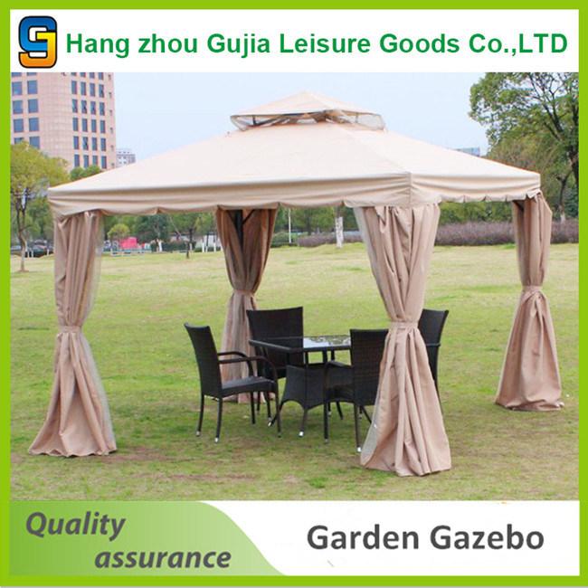 4X4m Large Outdoor Luxury Patio Hotel Event Gazebo Tent