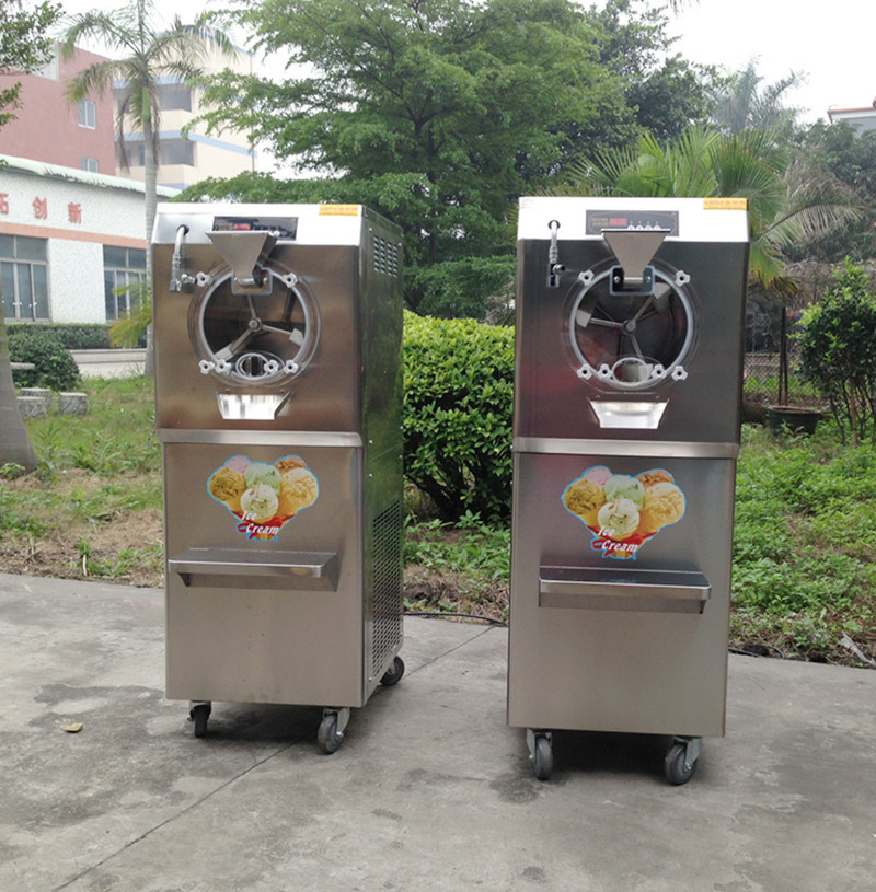 Italian Ice Cream Machine/Hard Ice Cream Machine for Sale