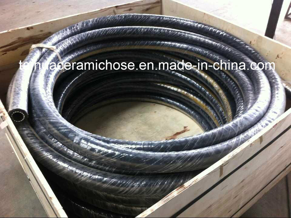 High Abrasion Resistant Ceramic Rubber Hose (TH-1030)