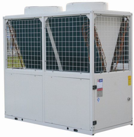 Air Cooled Modular Heat Pump for R22