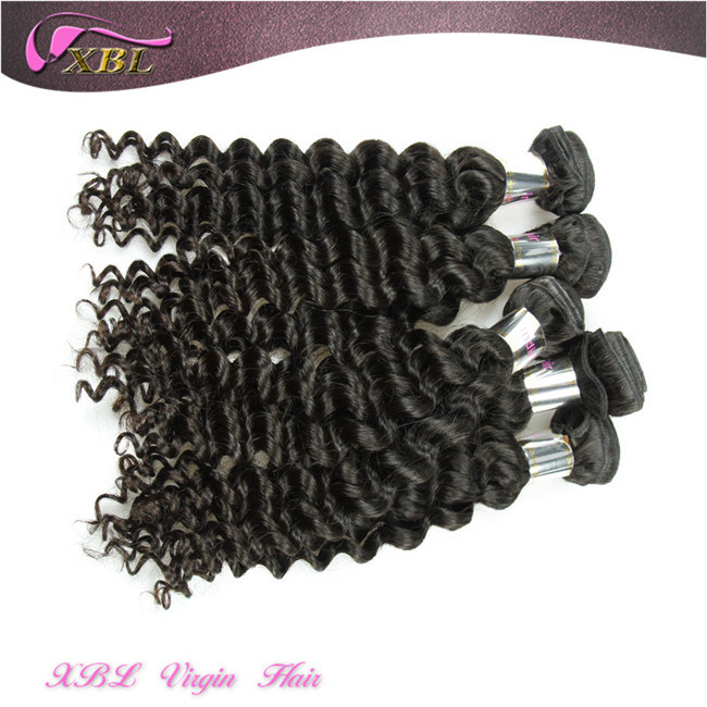 Original Indian Temple Hair Natural Raw Indian Hair Weft