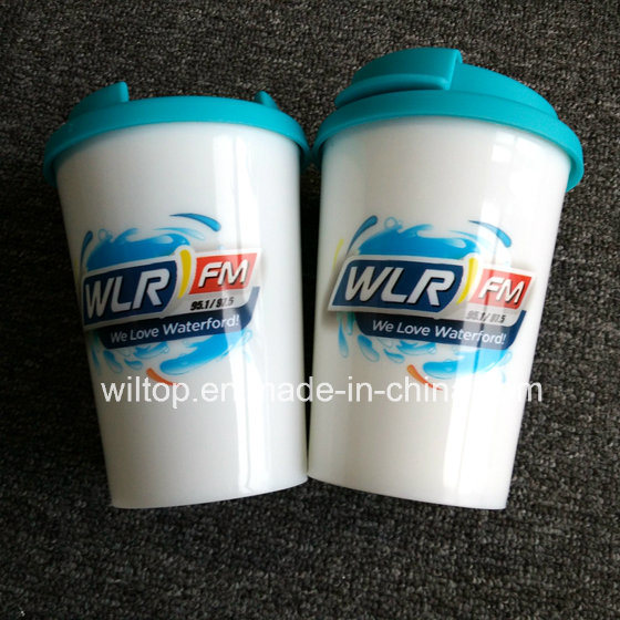 Plastic Promotinal Auto Mugs (PM246)