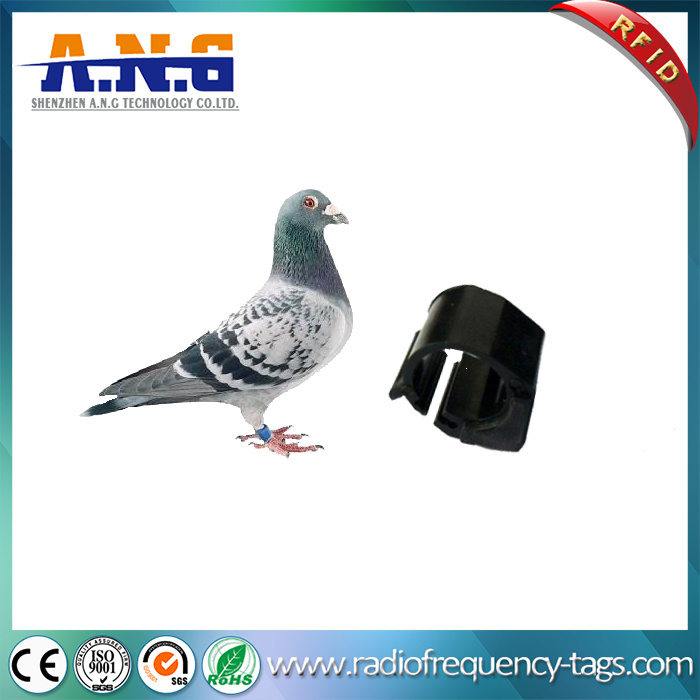 134.2kHz Passive RFID Racing Homing Pigeon Ring