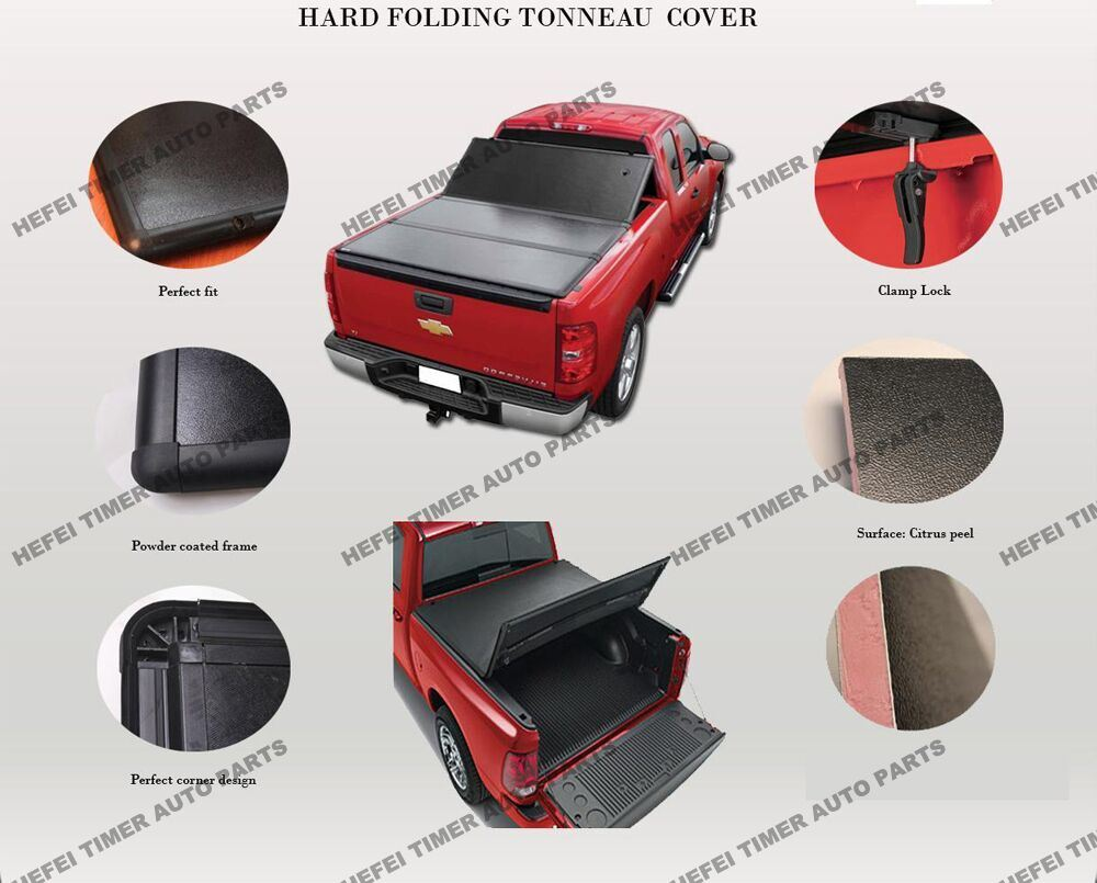 Custom Tonneau Cover Parts for Ford Ranger Flareside Splash 93-11