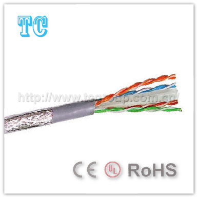 Ce/RoHS Certificate SFTP CAT6 LSZH Network Cable 305m/Roll