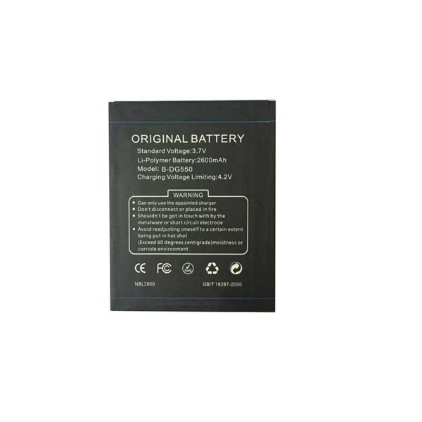 Factory Direct Sell Phone Li-ion Battery for Doogee B-Dg550
