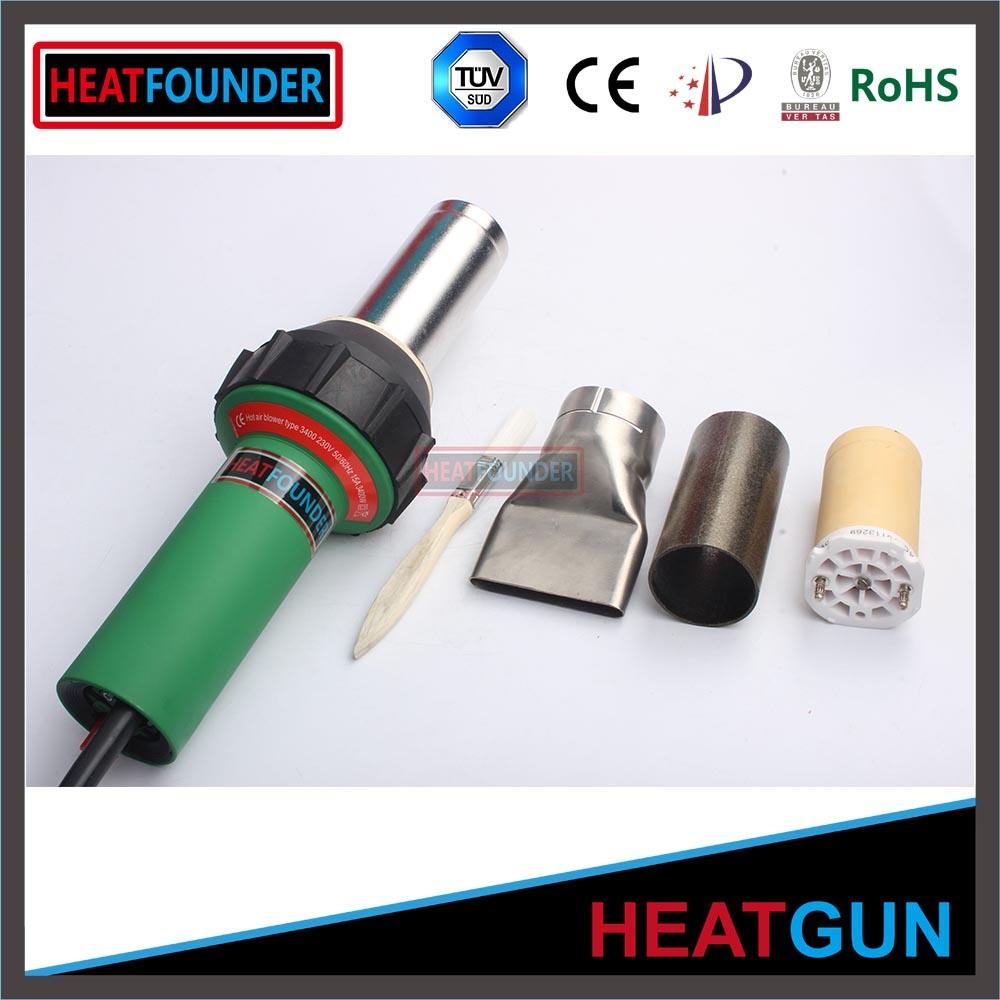 Handheld Hot Air PVC Welding Torch