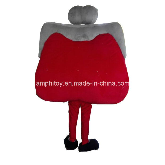 Customized Different Shape Box Character Mascot Costume for Wear