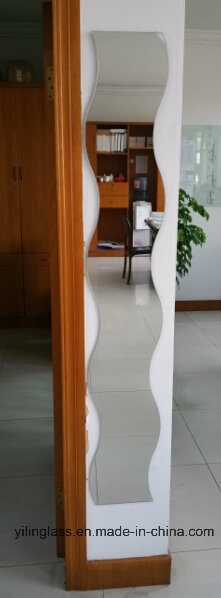 4mm 5mm 6mm Shapes Dressing Mirror