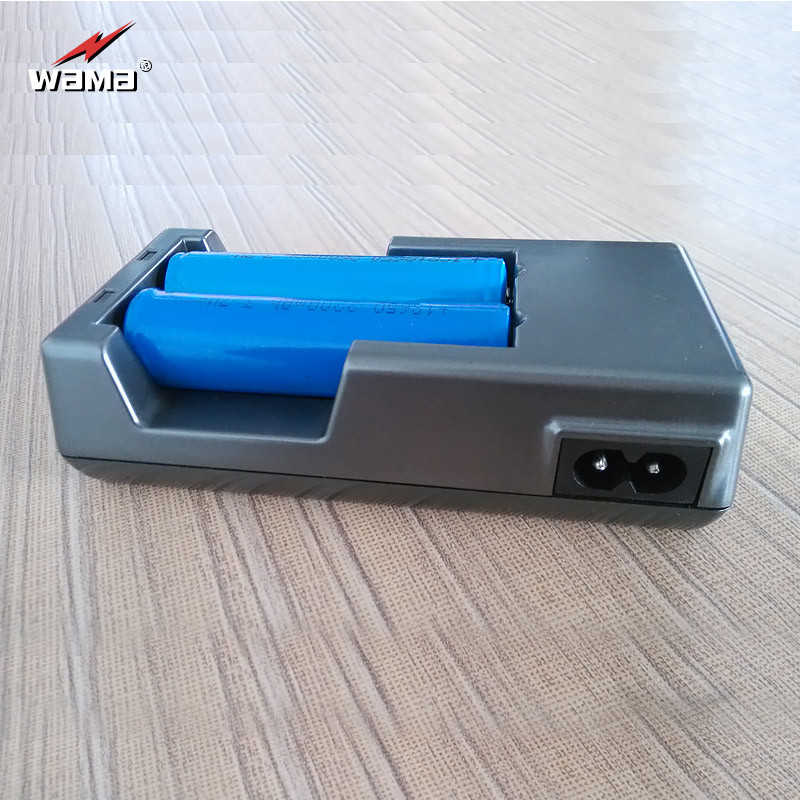 18650 Battery Charger for 3.7V Rechargeable Lithium Battery