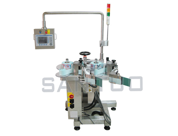 Non-Stop Dual-Head Stand Alone Labeling Machine/Labeler