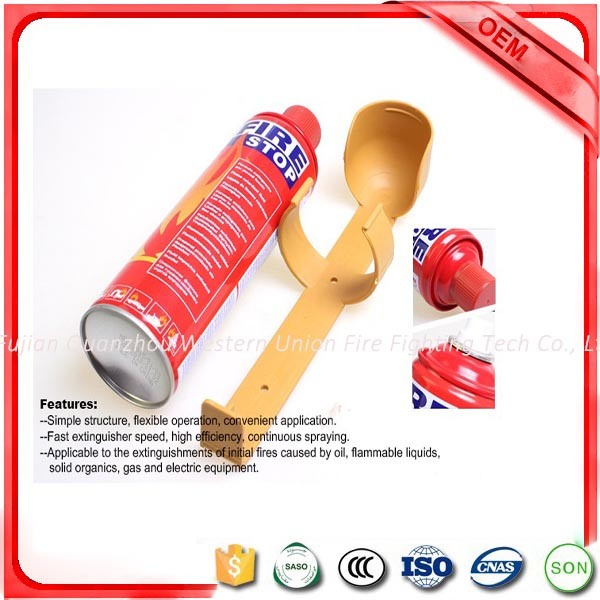 Fire Stop 300ml/500ml/1000ml Car Mini Fire Extinguisher