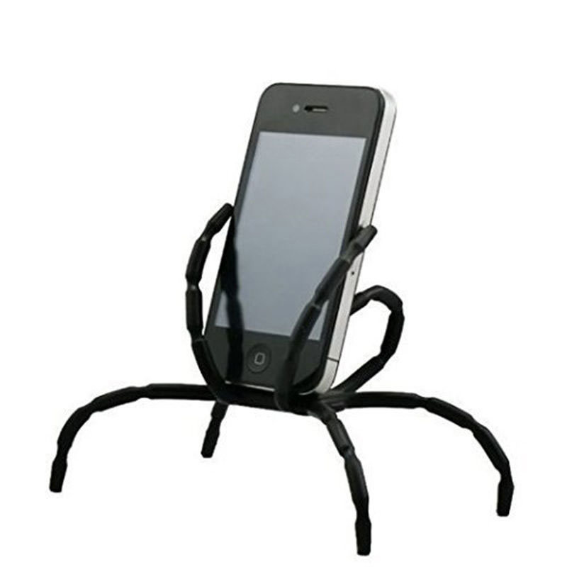 Creativity Portable Spider Flexible Grip Holder Phone Accessories