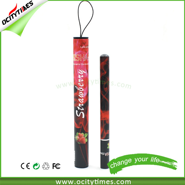 Ocitytimes 500 Puffs Disposable Pen Portable E-Shiha Pen E Hookah