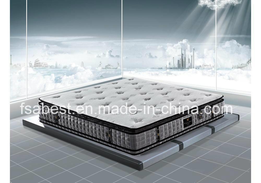 Memory Foam and Latex Mattress ABS-3811
