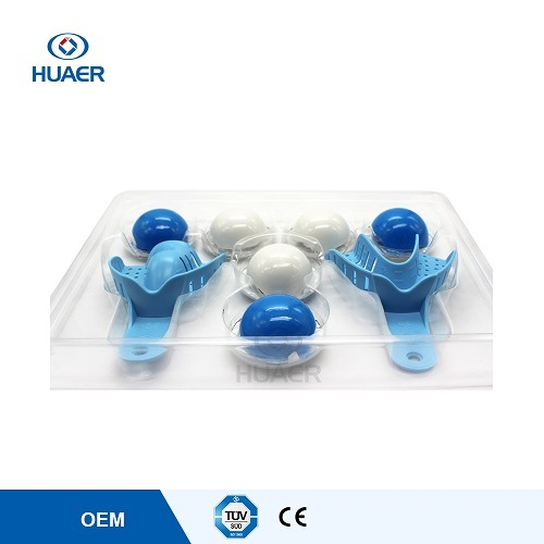2016 Food Grade Odorless Silicone Impression Material for Silicone Dental and Silicone Putty