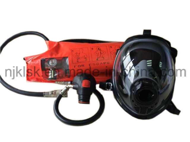 Portable Emergency Escape Breathing Device