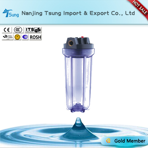 Cartridge Filter Housing for Home Water Purifiers