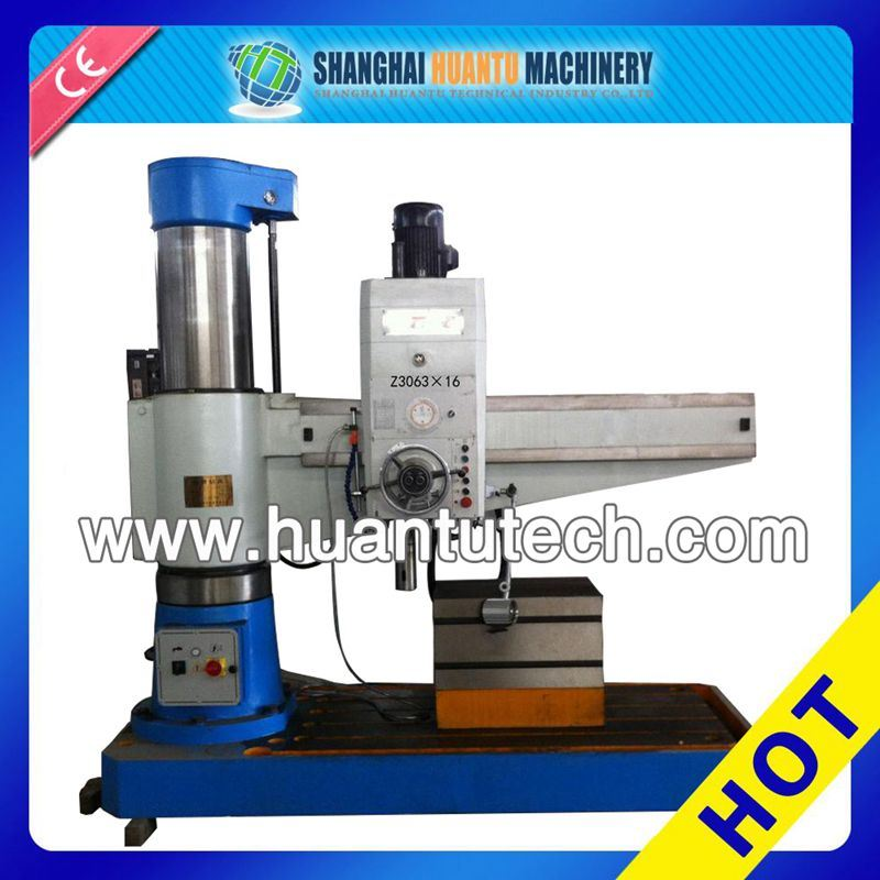 CNC Multi Spindle Radial Milling Drilling Machine