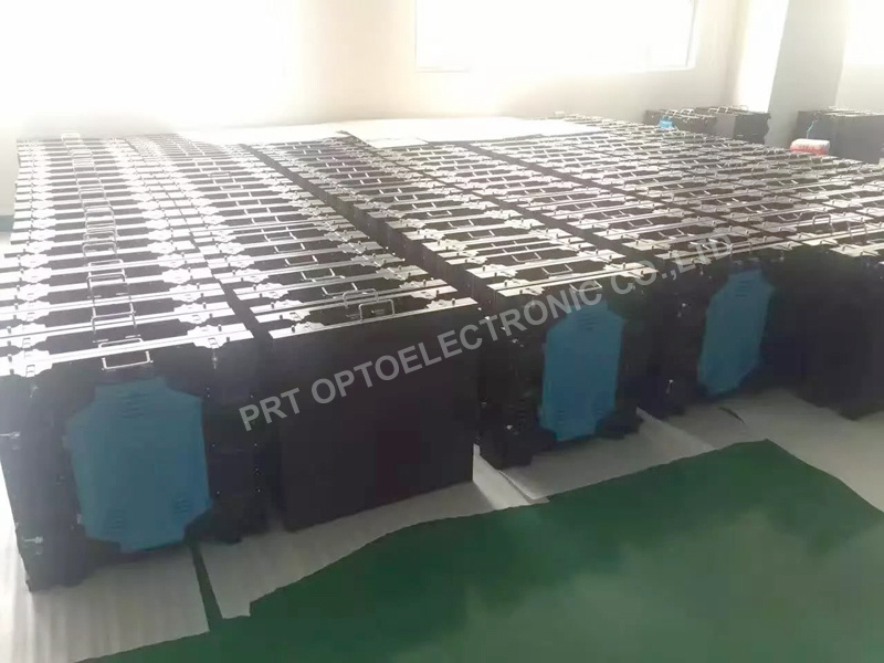 High Brightness P8 Display LED Video for Outdoor (640X640mm panel)