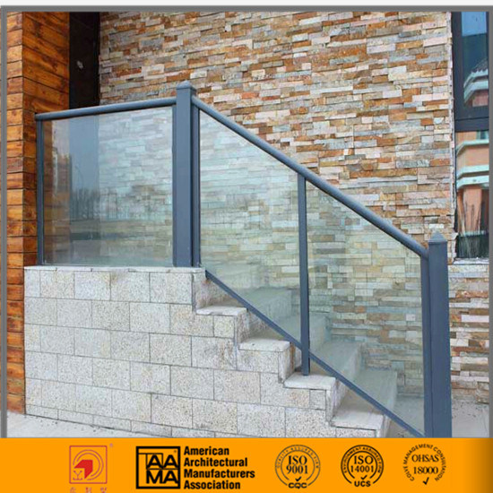 Aluminum Handrails/ Aluminium Stair Railing