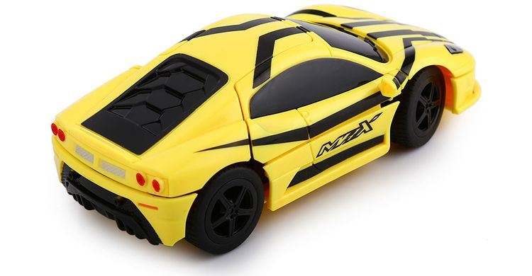 5938010-RC Transforming Car RTR Simulation Model with Light