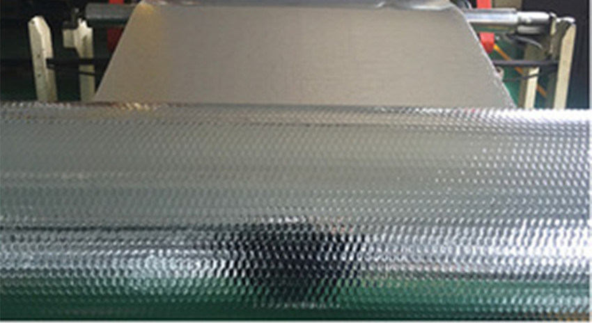 Reflective Aluminum Foil or Metalized Pet Insulation Coated with PE for Radiant Barrier