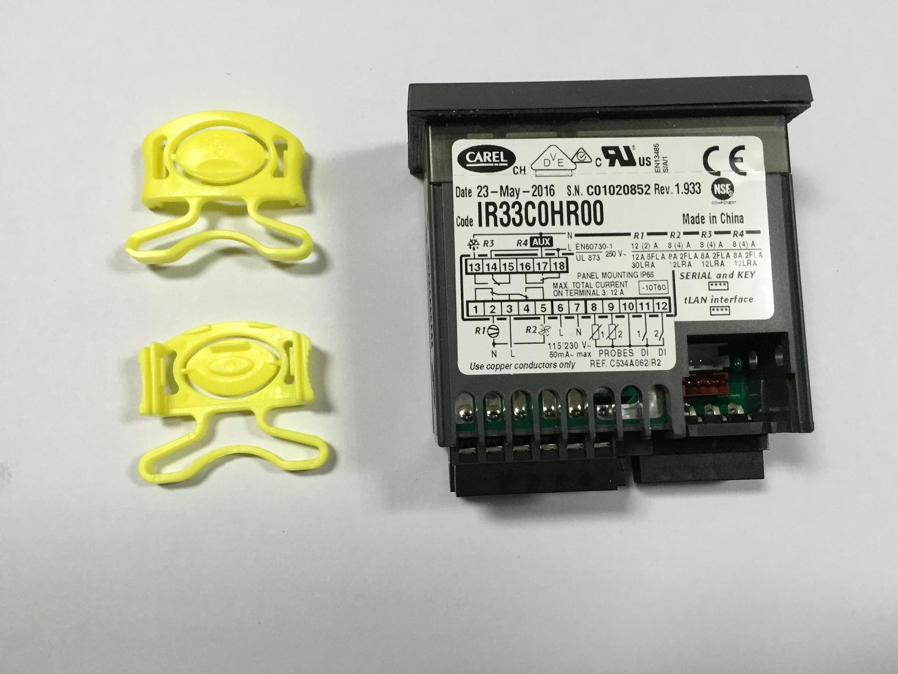 IR33cohr00 Carel Temperature Controller