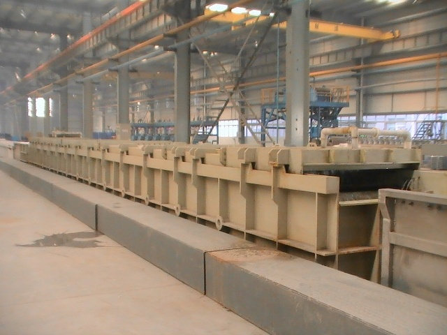 Steel Wire Surface Pickling and Phosphating (boronizing) Production Line